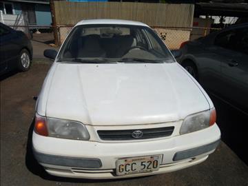1995 Toyota Tercel for sale in Wahiawa, HI