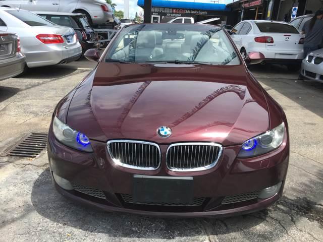 2007 BMW 3 Series for sale at Autobahn Classics llc in Hialeah FL