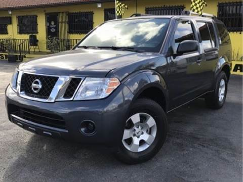 2012 Nissan Pathfinder for sale at Autobahn Classics llc in Hialeah FL
