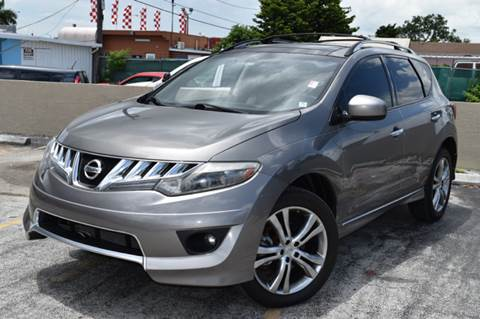 2010 Nissan Murano for sale at Autobahn Classics llc in Hialeah FL