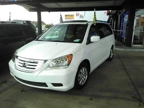 2008 Honda Odyssey for sale at Autobahn Classics llc in Hialeah FL