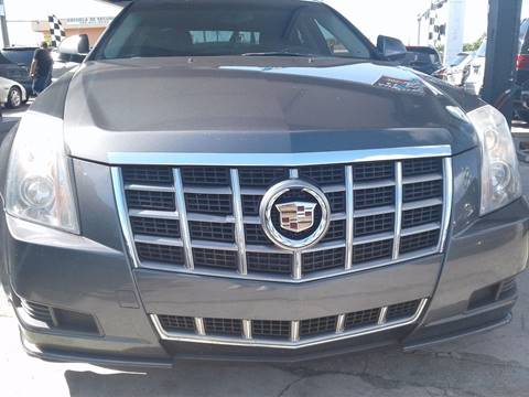 2012 Cadillac CTS for sale at Autobahn Classics llc in Hialeah FL