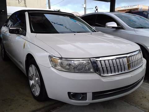 2008 Lincoln MKZ for sale at Autobahn Classics llc in Hialeah FL