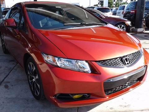 2013 Honda Civic for sale at Autobahn Classics llc in Hialeah FL