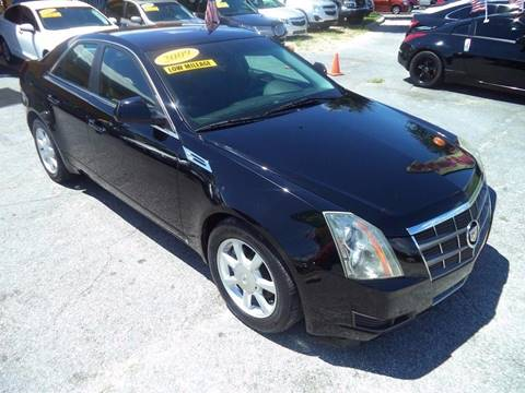 2009 Cadillac CTS for sale at Autobahn Classics llc in Hialeah FL