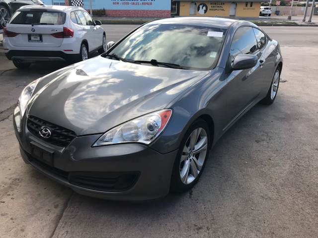 2011 Hyundai Genesis Coupe For Sale At Autobahn Classics Llc In Hialeah FL