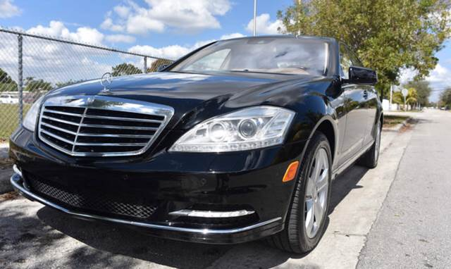 2010 mercedes benz s class s 550 4matic in hialeah fl for Mercedes benz financial phone number