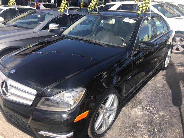 pre inventory owned door mercedes benz all wheel used drive class c sedan