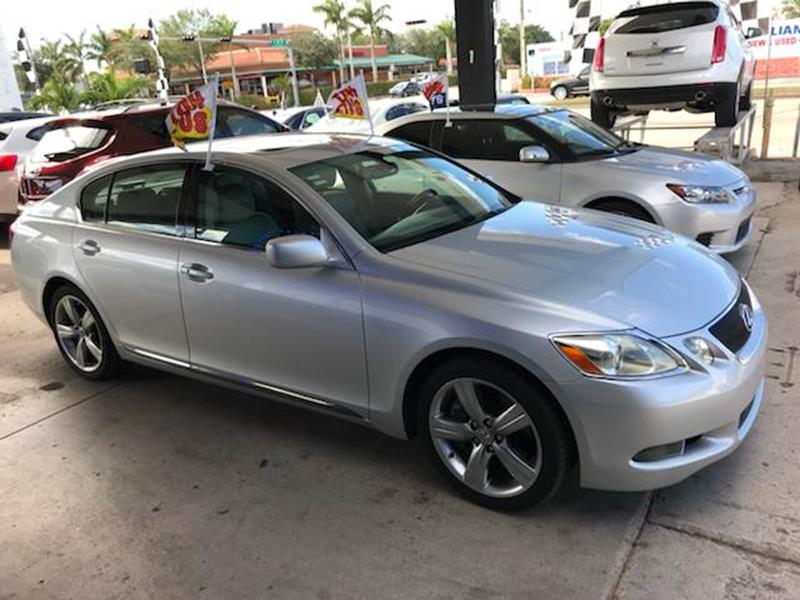 2007 Lexus GS 350 For Sale At Autobahn Classics Llc In Hialeah FL