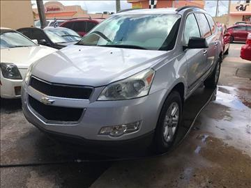 2009 Chevrolet Traverse for sale at Autobahn Classics llc in Hialeah FL