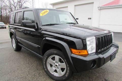 2006 Jeep Commander for sale in Danville, IL