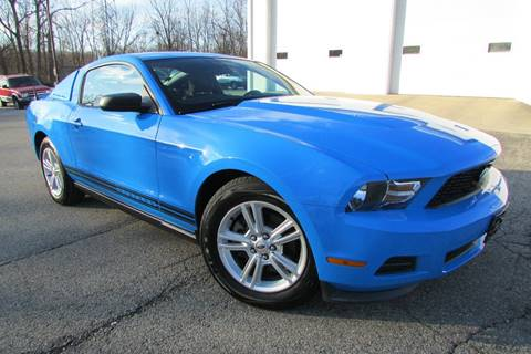 2012 Ford Mustang for sale in Danville, IL
