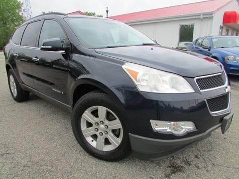 2009 Chevrolet Traverse for sale in Danville, IL