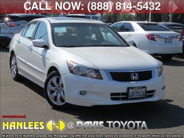 2008 Honda Accord for sale in Davis, CA