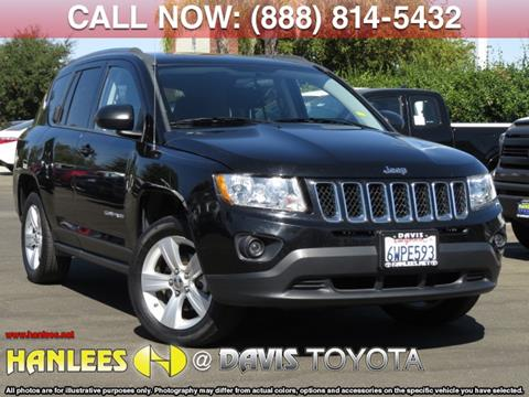 2012 Jeep Compass for sale in Davis, CA