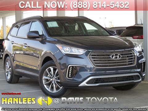 2017 Hyundai Santa Fe for sale in Davis, CA