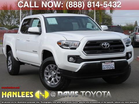 2017 Toyota Tacoma for sale in Davis, CA