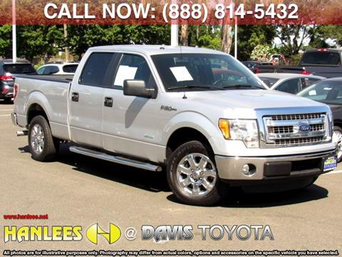 Hanlees Davis Toyota >> Used Ford For Sale in Davis, CA - Carsforsale.com