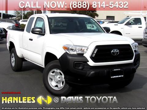 2020 Toyota Tacoma for sale in Davis, CA