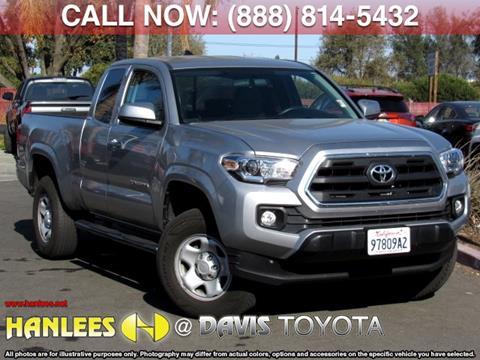 2016 Toyota Tacoma for sale in Davis, CA