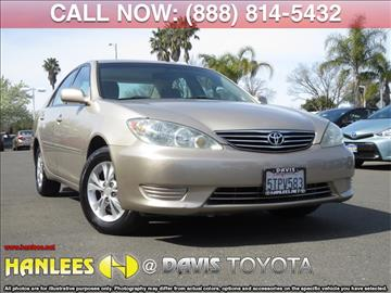 2006 Toyota Camry for sale in Davis, CA