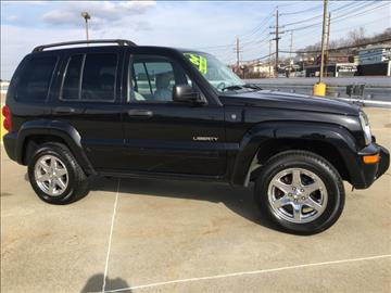 2004 Jeep Liberty for sale in North Bergen, NJ