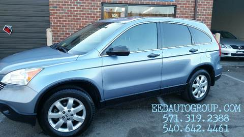 2007 Honda CR-V for sale in Fredericksburg, VA