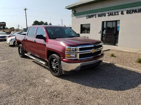 2014 Chevrolet Silverado 1500 for sale in Garden City, KS