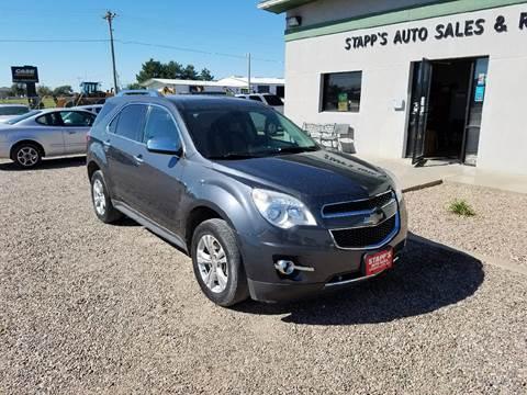 2010 Chevrolet Equinox for sale in Garden City, KS