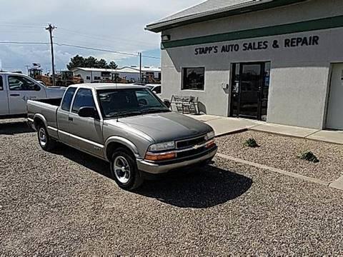 1999 Chevrolet S-10 for sale in Garden City, KS