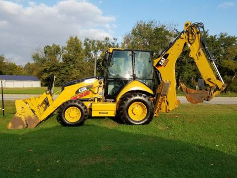 2011 Caterpillar 430E Backhoe