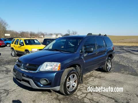 2006 Mitsubishi Endeavor for sale at Doubet Auto Sales in Eureka IL