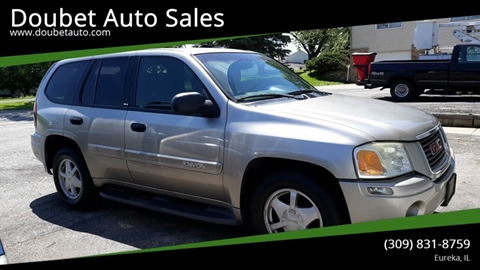 2002 GMC Envoy for sale in Eureka, IL