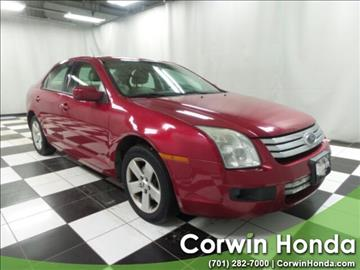 2009 Ford Fusion for sale in Fargo, ND