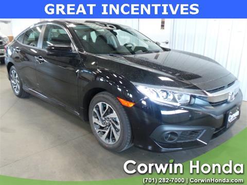 2017 Honda Civic for sale in Fargo, ND