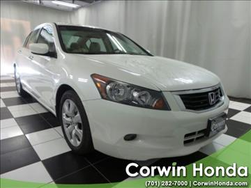 2008 Honda Accord for sale in Fargo, ND