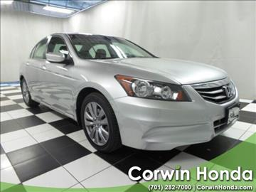 2011 Honda Accord for sale in Fargo, ND