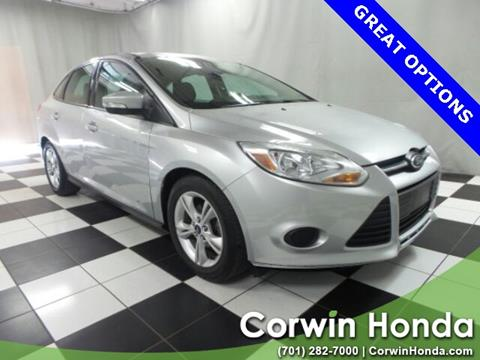 2014 Ford Focus for sale in Fargo, ND