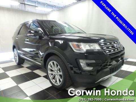 2016 Ford Explorer for sale in Fargo, ND