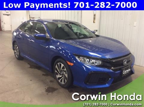 2017 Honda Civic for sale in Fargo, ND