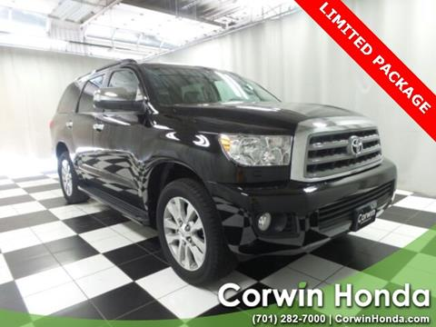 2014 Toyota Sequoia for sale in Fargo, ND