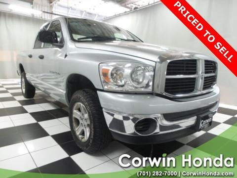 2006 Dodge Ram Pickup 1500 for sale in Fargo, ND