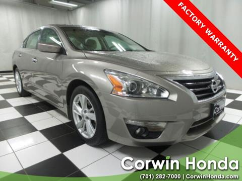 2015 Nissan Altima for sale in Fargo, ND