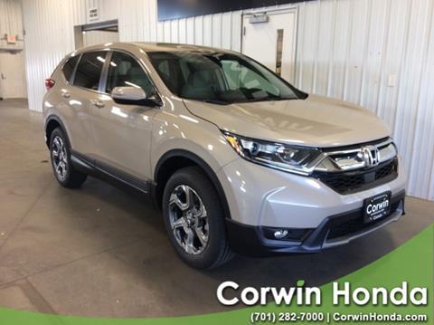 2017 Honda CR-V for sale in Fargo, ND