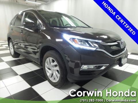 2015 Honda CR-V for sale in Fargo, ND