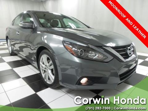 2016 Nissan Altima for sale in Fargo, ND