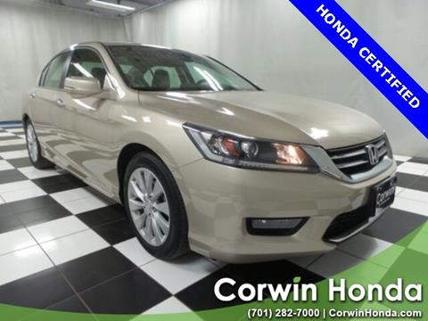 2014 Honda Accord for sale in Fargo, ND