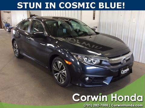 2018 Honda Civic for sale in Fargo, ND