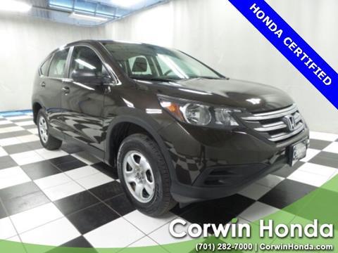 2014 Honda CR-V for sale in Fargo, ND