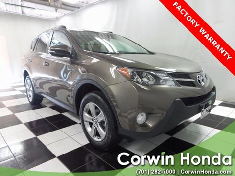 2015 Toyota RAV4 for sale in Fargo, ND